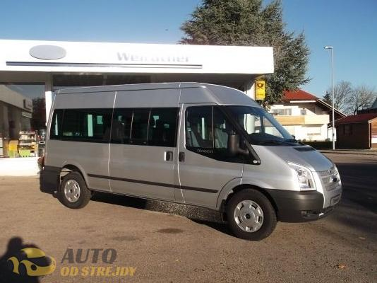Autoodstrejdy - Ford Transit Long bus