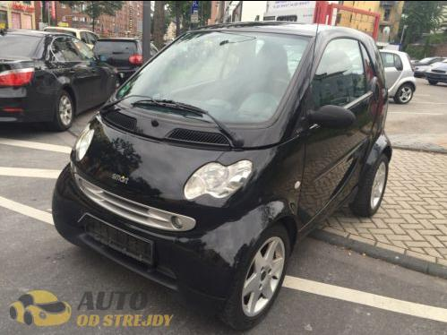 Smart Fortwo  Automat